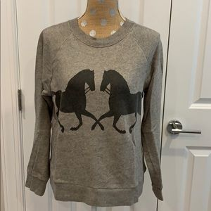 JCrew sweatshirt- medium